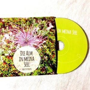 CD in Kartonstecktasche